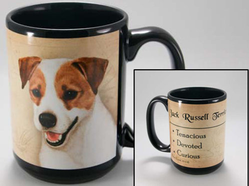Jack Russel - My Faithful Friend Mug