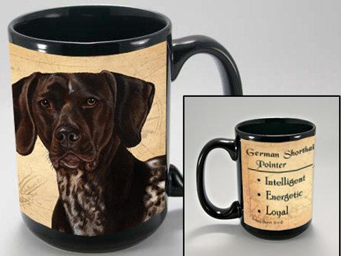 German Shorthair Pointer - My Faithful Friend Mug