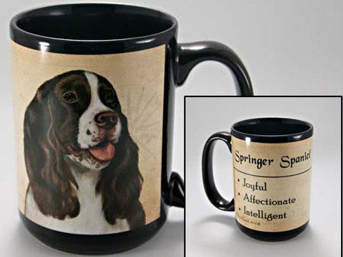 Springer Spaniel - My Faithful Friend Mug