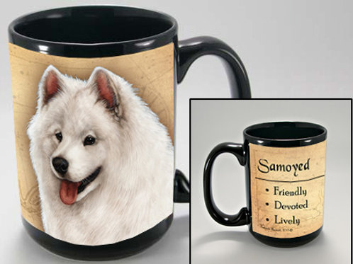 Samoyed - My Faithful Friend Mug