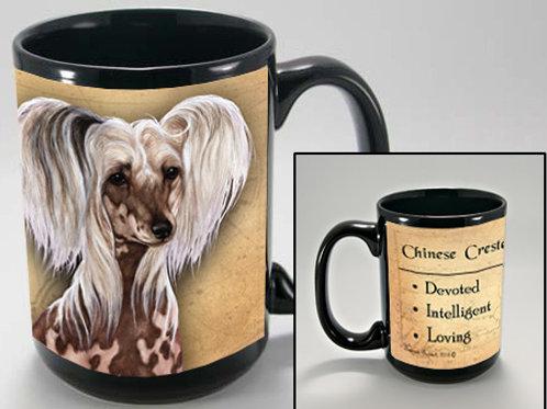 Chinese Crested - My Faithful Friend Mug