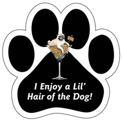 Hair of the Dog Magnet