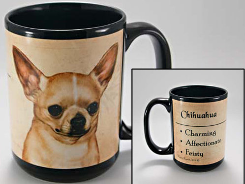 Chihuahua - My Faithful Friend Mug