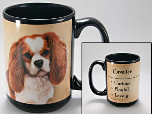 Cavalier King Charles - My Faithful Friend Mug