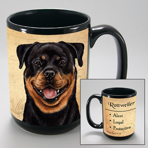 Rottweiler - My Faithful Friend Mug