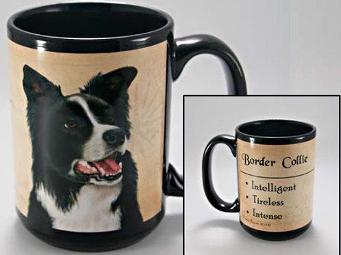 Border Collie - My Faithful Friend Mug