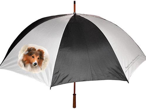 Shetland Sheepdog Umbrella