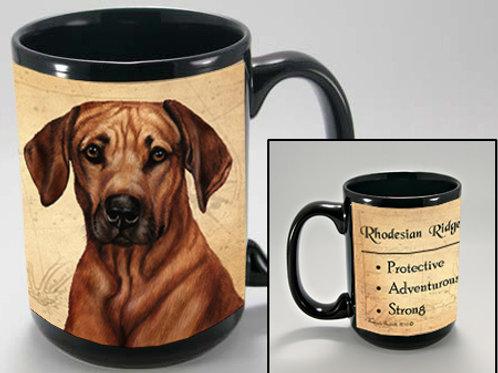 Rhodesian Ridgeback - My Faithful Friend Mug