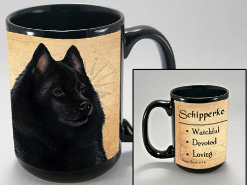Schipperke - My Faithful Friend Mug