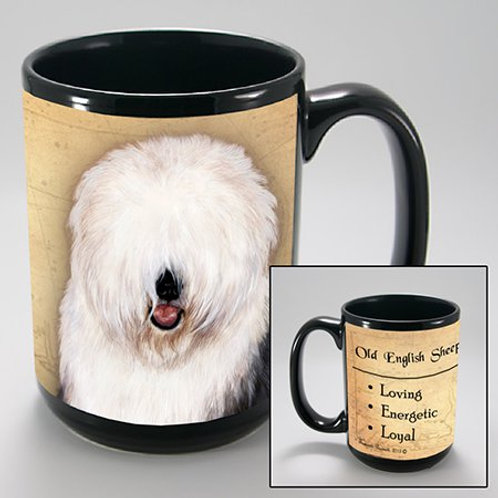 Old English Sheepdog - My Faithful Friend Mug