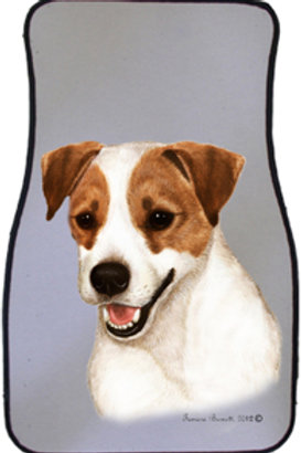 Jack Russel Best of Breed Car Mats (set of 2)