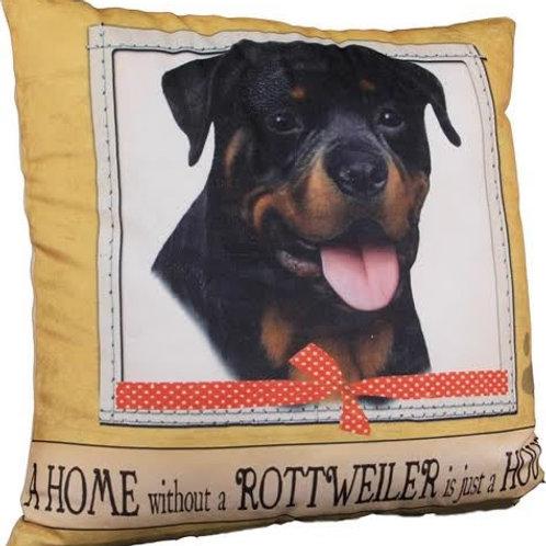 Rottweiler Super Soft Pet Pillow