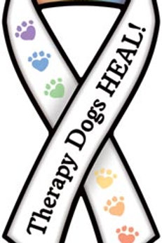 Therapy Dogs HEAL!