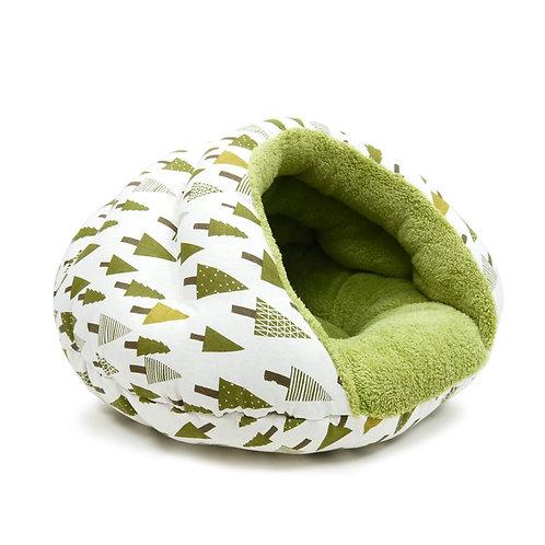 Tree Burger Bed