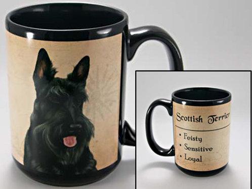 Scottish Terrier - My Faithful Friends Mug