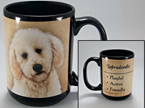 Labradoodle - My Faithful Friend Mug