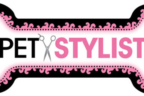 Pet Stylist Magnet (Pink Bone)