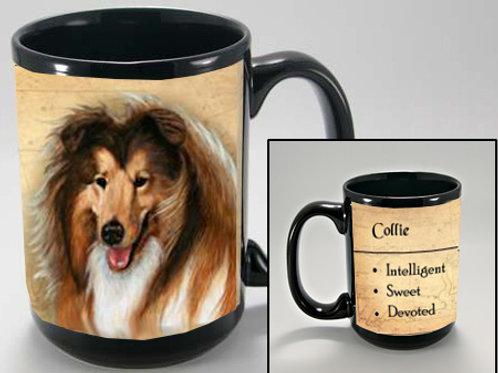 Collie - My Faithful Friend Mug