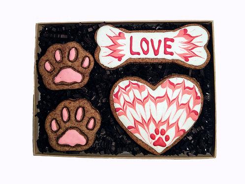 Love Box Grain-free Dog Treats