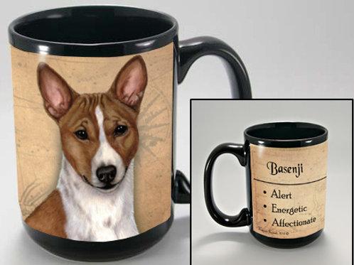 Basenji - My Faithful Friend Mug