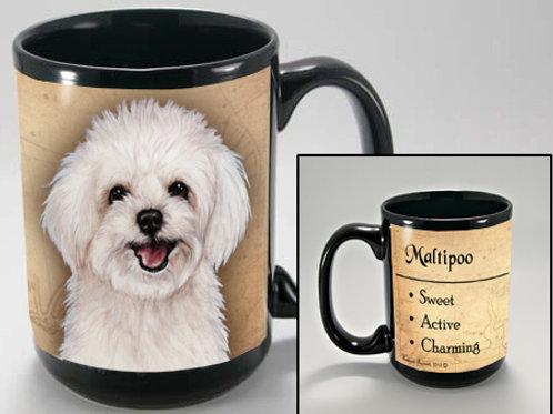 Maltipoo - My Faithful Friend Mug
