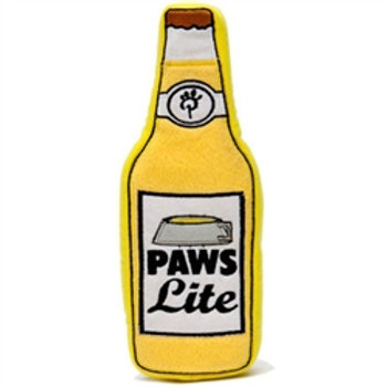 Paws Lite Bottle Dog Toy