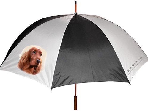 Irish Red Setter Umbrella
