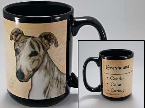 Greyhound - My Faithful Friend Mug