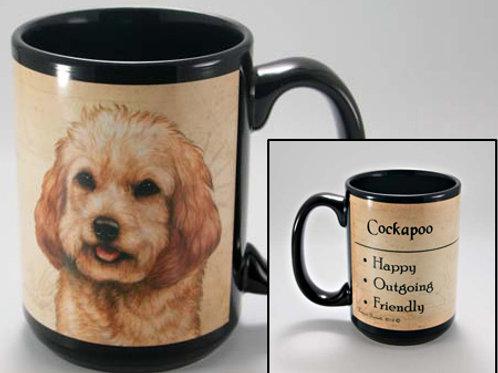 Cockapoo - My Faithful Friend Mug