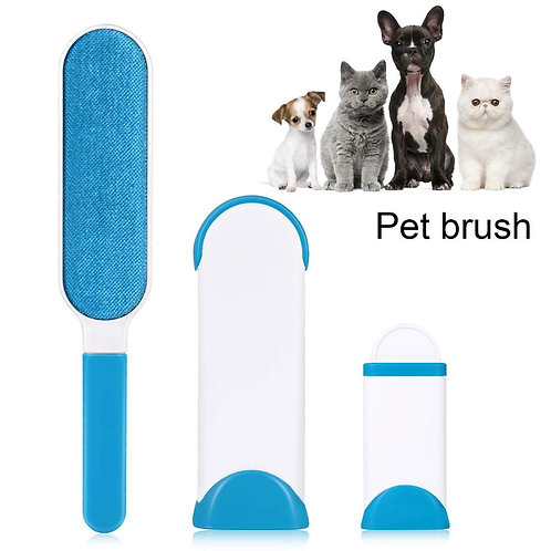Pet Hair Remover Brush Double-Sided Cleaning Lint Brush