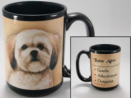 Lhasa Apso - My Faithful Friend Mug