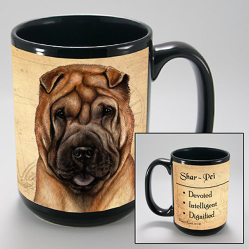 Shar Pei - My Faithful Friend Mug