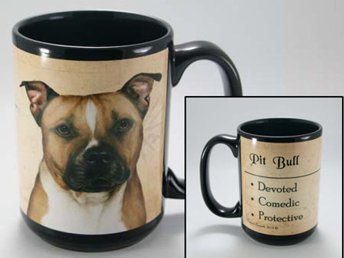 Pit Bull - My Faithful Friend Mug