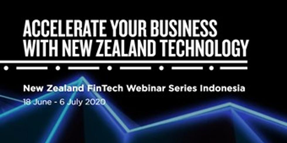 New Zealand FinTech Webinar Series Indonesia