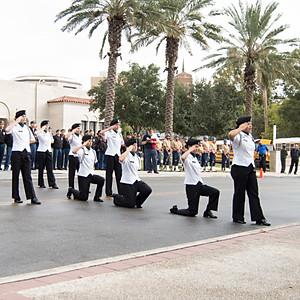 San Antonio Veterans Day Celebration