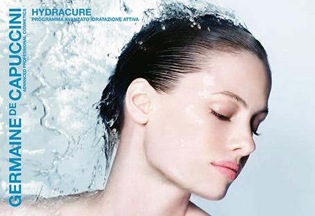 Hydracure: Una cura de hidratación intensa