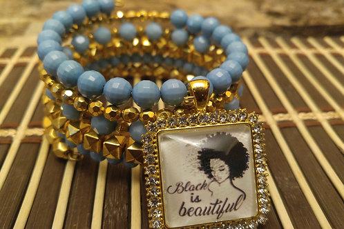 Black Is Beautiful Bracelet