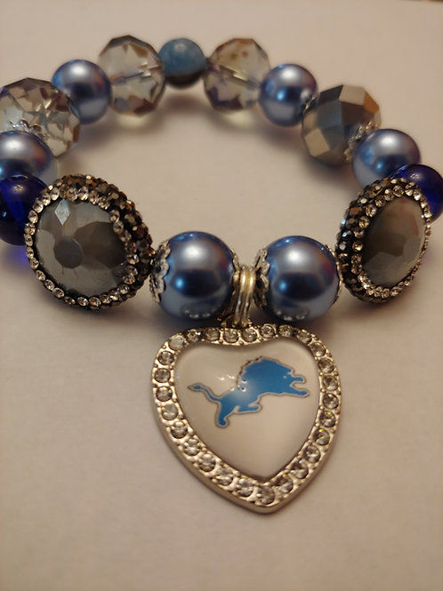 Lion Love Charm Braclet