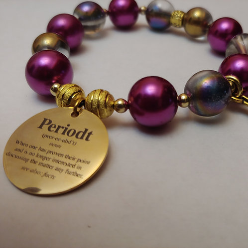 Periodt. Charm Bracelet