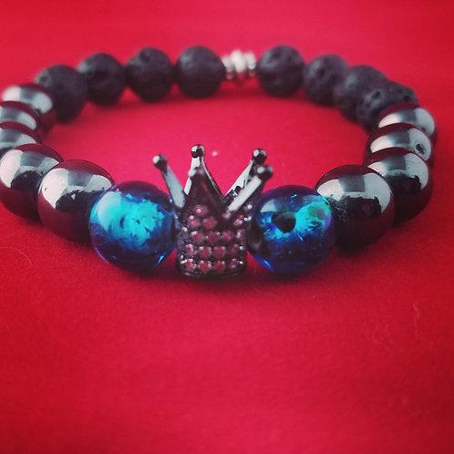"""Men's """"King Pride"""" Bracelet"""