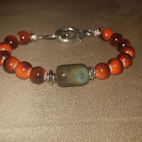 Orange is The New Black Men's Bracelet