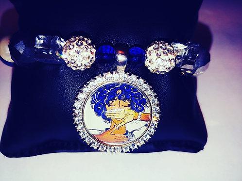 Zeta Charm Bracelet