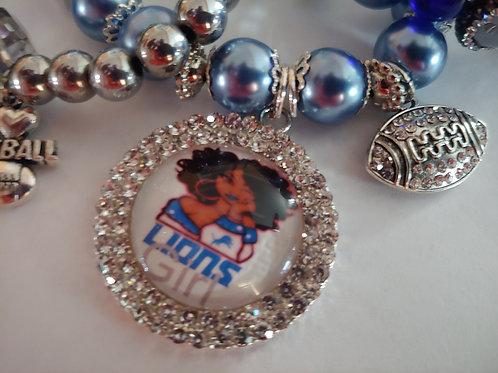 Lions Girl Bracelet