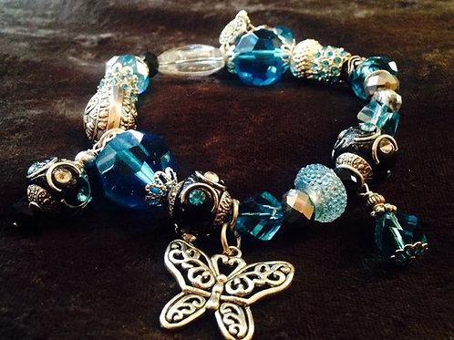 Butterfly Sky Women's Bracelet
