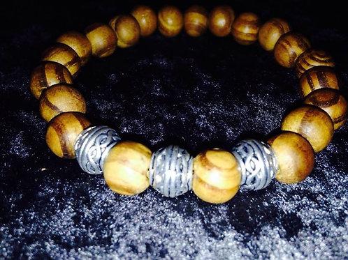 Men's Wood Bracelet