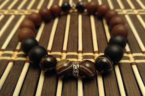 Men's Coco Brown Bracelet