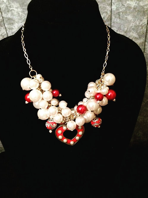 You're Going To Love Me Statement Necklace