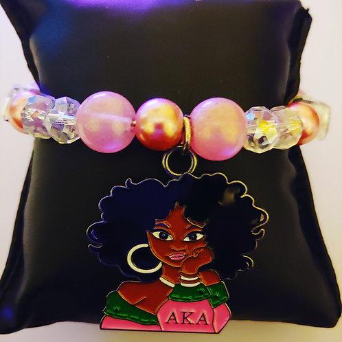 AKA Girl Bracelet