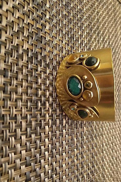 Bohemian Cuff Bracelet