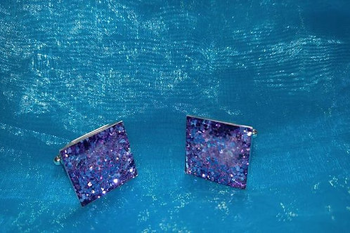 Purple Dream Cufflinks